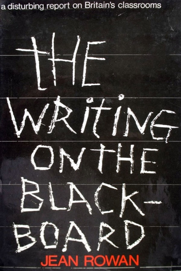 The Writing on the Blackboard