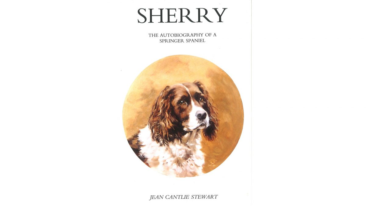 Sherry The Autobiography of a Springer Spaniel